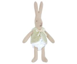 Maileg Micro Rabbit w/west / klein konijntje met vest
