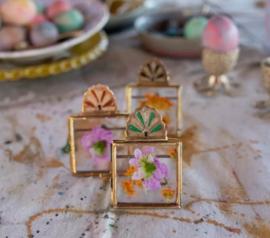 Doing Goods Rosie Roset Mini Frame | peach