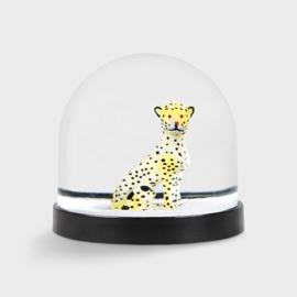 &Klevering Wonderbal Leopard | Glitterbal Leopard