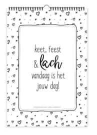 Winkeltje van Anne Verjaardagskalender - Feest, Keet & Lach