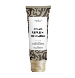 The Gift Label Body wash | Relax Refresh Recharge