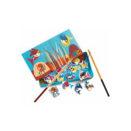 Djeco Magnetics Fishing Game - Mermaid 2+