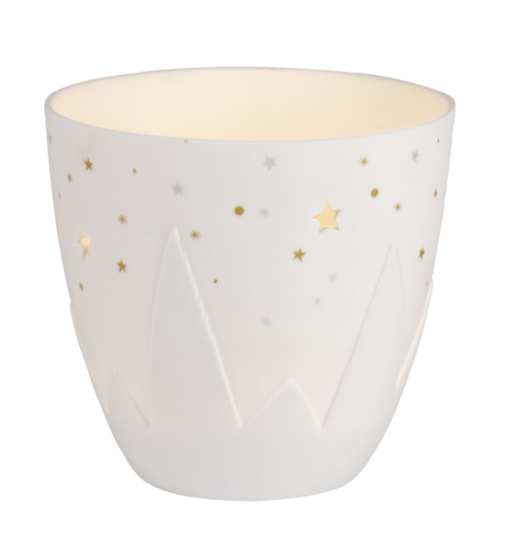 Räder Poetry Light Stars gold