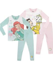 Disney prinses set van 2 pyjama