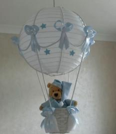 Exclusieve Ballonnen lamp pooh blauw