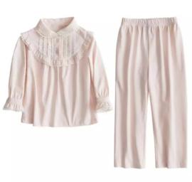 Spaanse roze pyjama roesjes