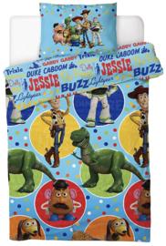 Toy story dekbed overtrek 140 x 200  dubbelzijdig