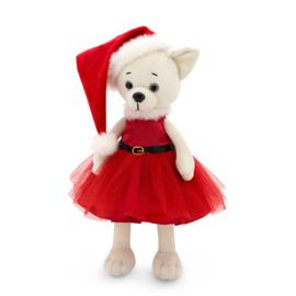 Lili 42 cm incl jurk kerst