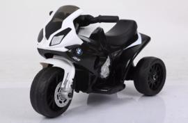 Motor 6v wit  BMW  met verlichting en geluid