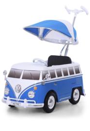 Volkswagen t1 loopauto met duwstang verlichting en geluiden