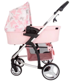 Butterfly pink  combi set 3 in 1