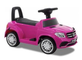 Mercedes loopauto met verlichting en muziek 6v !