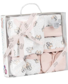 Cadeauset Minnie mouse newborn