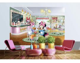 Disney behang Minnie & daisy 255 x 180