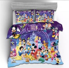 Disney helden  dekbed 240 x 220