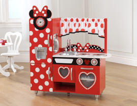Houten Minnie mouse keuken