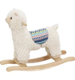 hobbel alpaca wit aztec