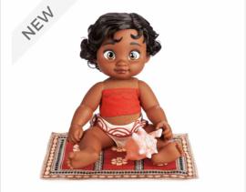 Baby Moana / vaiana  33 cm in doos