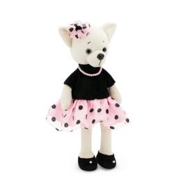 Lili 42 cm incl jurk parel