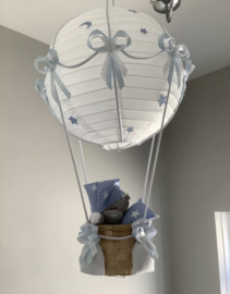 Exclusieve Ballonnen lamp me to you blauw stars
