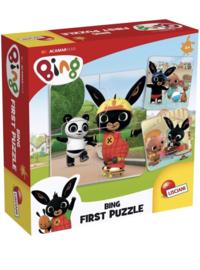 Bing Puzzel 8 stuks 4 stukjes