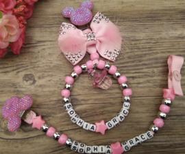 Set pink