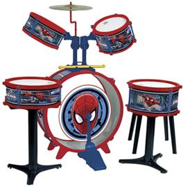 Spiderman drumstel