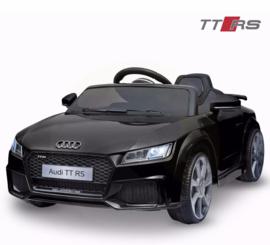 Audi tt zwart 12v met afstandsbediening