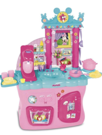 Minnie mouse 1e keuken incl accesoires !!