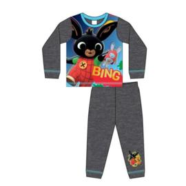 Bing pyjama donker grijs  18mnd -5 jaar