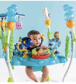 Baby Finding nemo activity centre xl