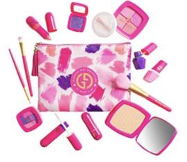 Peuter / kleuter make-up incl tasje xl