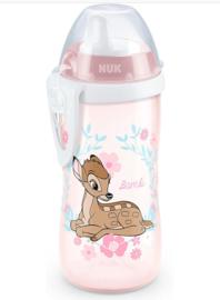 Bambi fles NUK 300ml (Vanaf 12mnd )