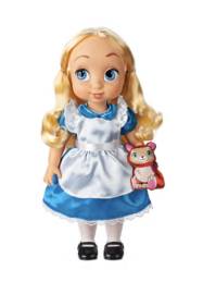 Animators Alice in wonderland pop 40 cm in doos
