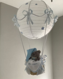 Exclusieve Ballonnen lamp me to you blauw sweet Dreams