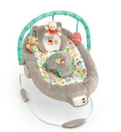 Disney poeh baby wipstoel met melodieën en trilfunctie