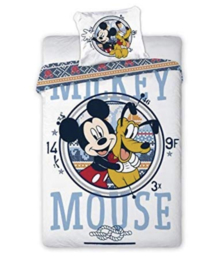 Mickey dekbed overtrek 135x100