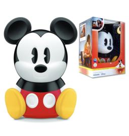 Mickey mouse lamp slaap trainer , wake up light (op netstroom )