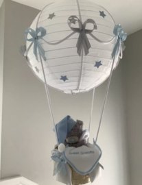 Exclusieve Ballonnen lamp me to you blauw