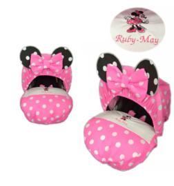 Maxi cosi voetenzak en kap  Minnie mouse