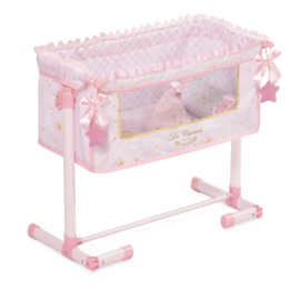 Baby poppenbedje Roze co sleeper