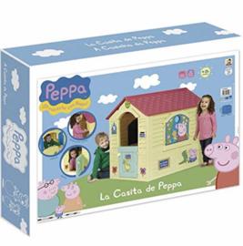 Peppa pig   speelhuis