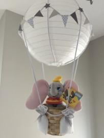 Exclusieve Ballonnen lamp dombo