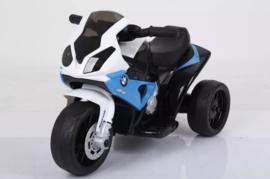 Motor 6v blauw BMW  met verlichting en geluid