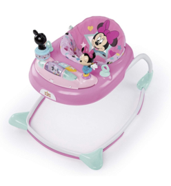 Loopstoeltje Baby minnie Mouse met piano