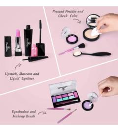 Peuter / kleuter make-up zeemeermin  (geeft niet af )