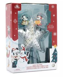 Kerst Disney piek Minnie Mickey led
