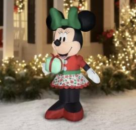 Minnie kerst incl pomp ( elektrisch ) met led 1.52