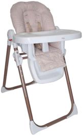 Kinderstoel inklapbaar rose
