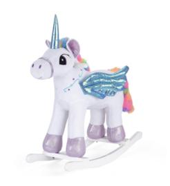 Magic unicorn eenhoorn vleugels hobbelpaard